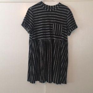 Volcom Dresses - Volcom stone striped dress